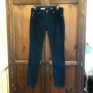 AG Adriano Goldschmied Super Skinny Cord Pants
